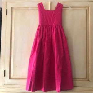 Isabel Garreton fuschia pink sundress-New-size 7